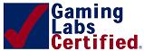 Biểu trưng chứng nhận Gaming Lab International (GLI)